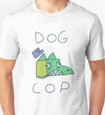 Dog Cop Unisex T-Shirt