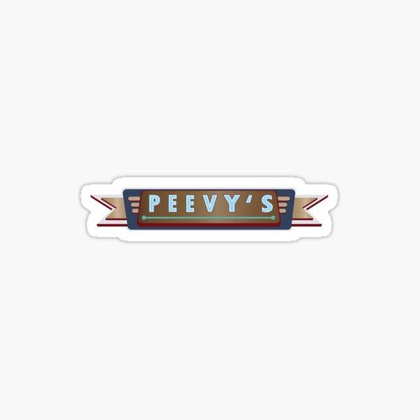 Peevy's Sticker