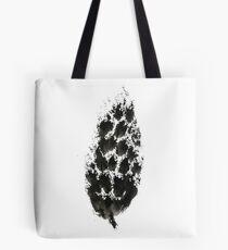 pine cone (haiga XXI) Tote Bag