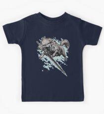 The Swordswolf Kids Tee