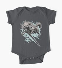 Der Schwertwolf Baby Body Kurzarm