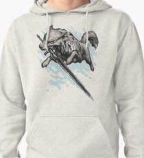 The Swordswolf Pullover Hoodie