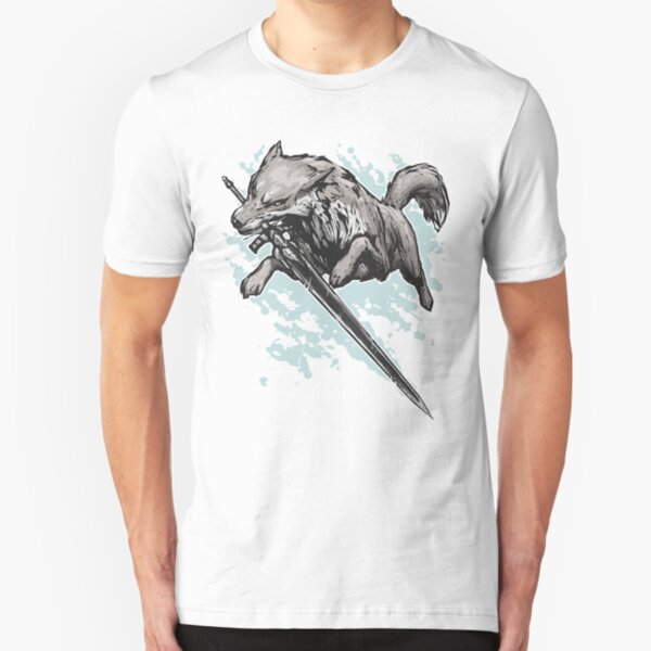 The Swordswolf Slim Fit T-Shirt