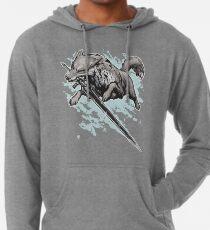 Sudadera con capucha ligera El Swordswolf
