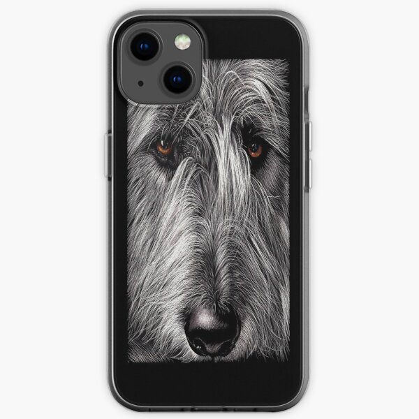 Wolfhound iPhone case iPhone Soft Case