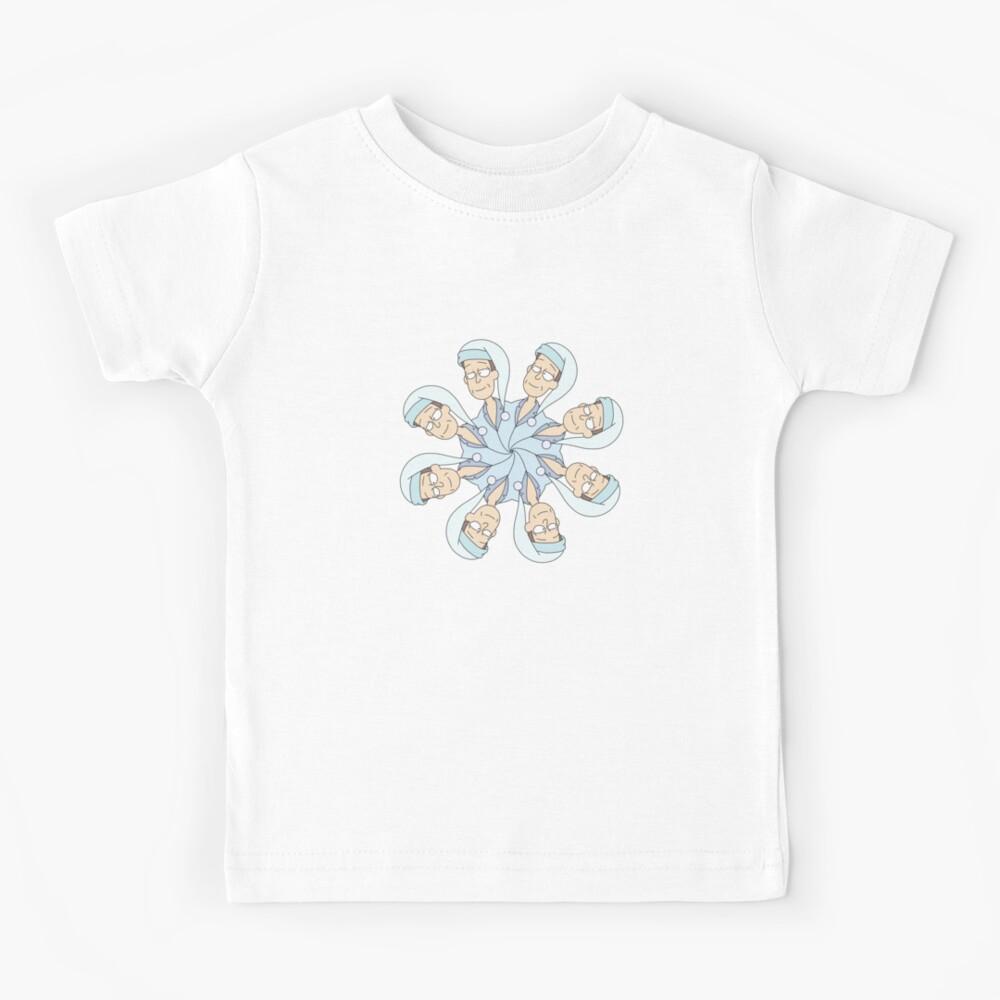 Sleepy Gary Mandala Kids T-Shirt