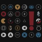 Video Game Icons by Justin Russo