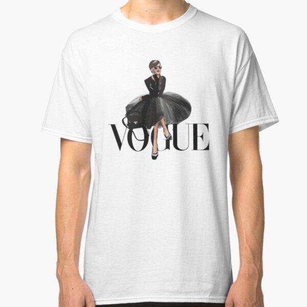 Vintage Vogue Poster Classic T-Shirt