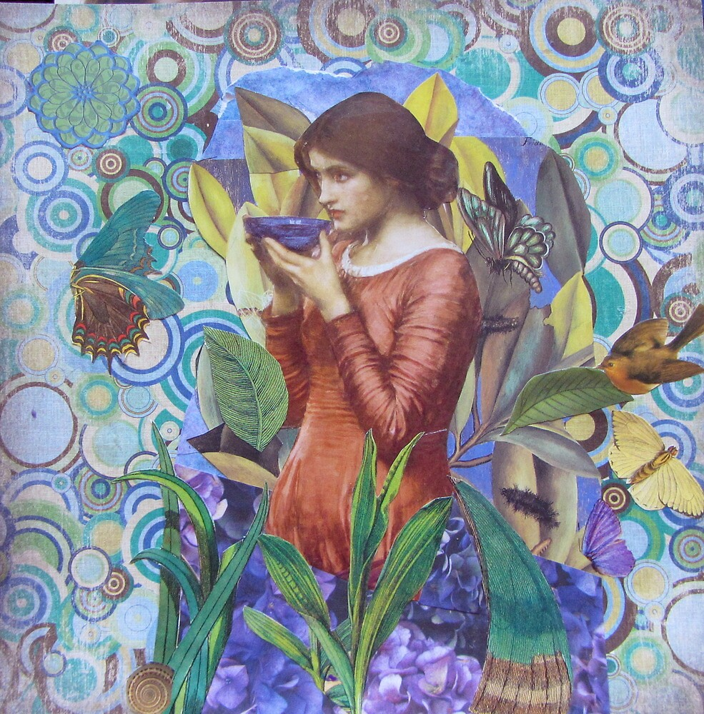Frida's Garden by Kanchan Mahon