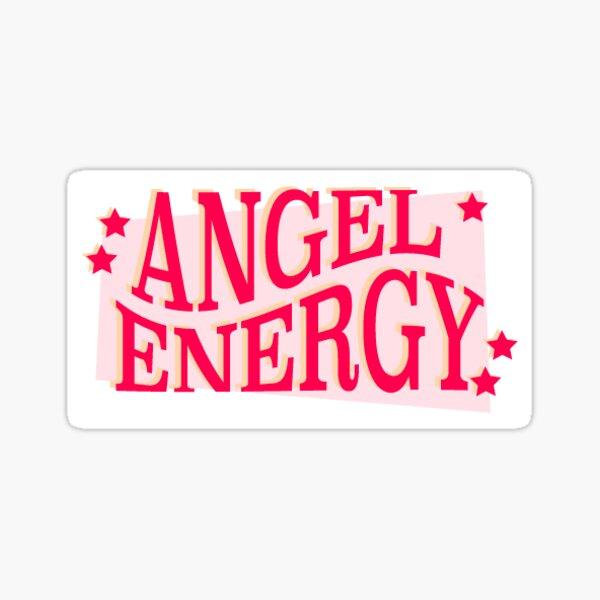 Angel Energy Sticker