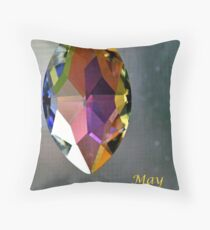 May every day sparkle (card) Throw Pillow