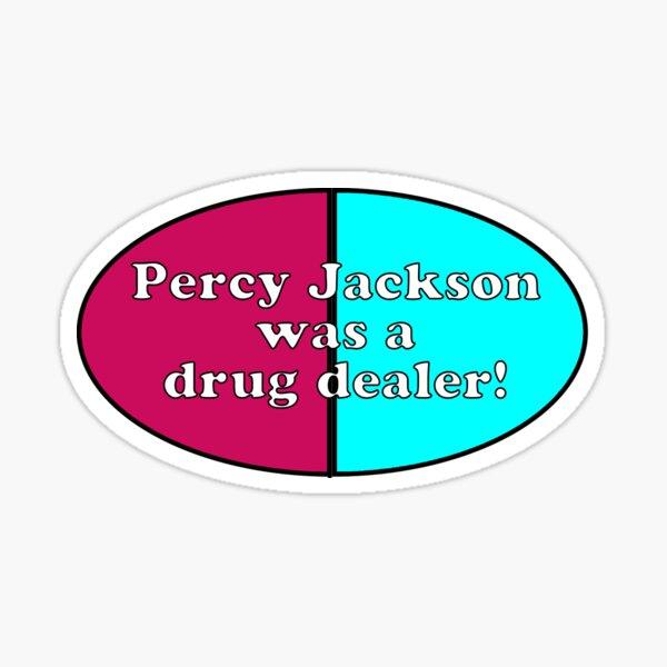 "Percy's ""Candy""... Sticker"