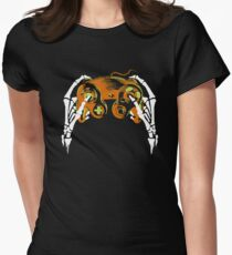 Spooky GC Womens Fitted T-Shirt