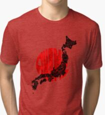 ANIME!!! Tri-blend T-Shirt