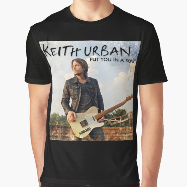 keith urban tour date lovh4 Graphic T-Shirt