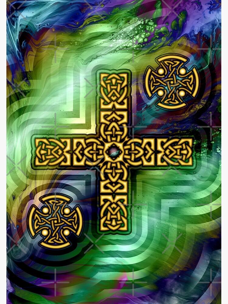 Celtic Cross by kerravonsen