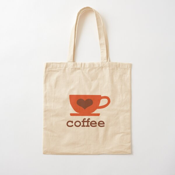 Coffee Lovers Cotton Tote Bag