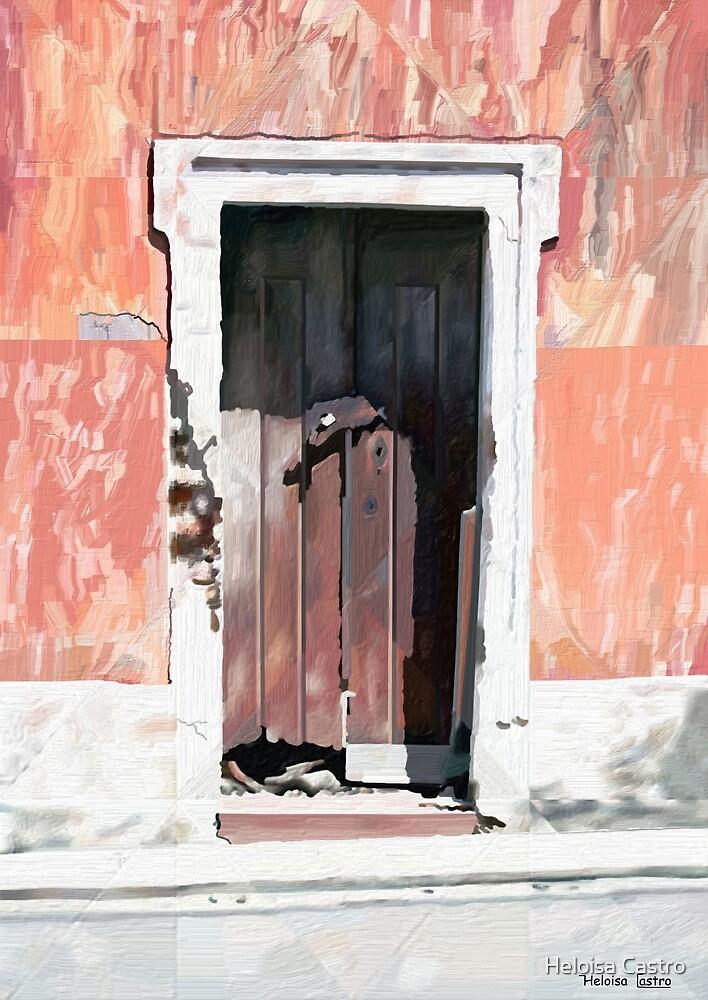 HC 24 Door by Heloisa Castro