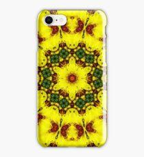 MY YELLOW Kaleidoscope DESIGN-PILLOW-TOTE BAG-ECT. iPhone Case/Skin