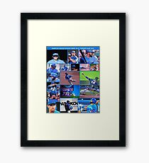 American League Division Series Champs 2015  The Toronto Blue Jays Framed Print