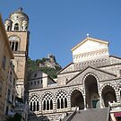 Sunday Afternoon in Amalfi by Melissa Purves