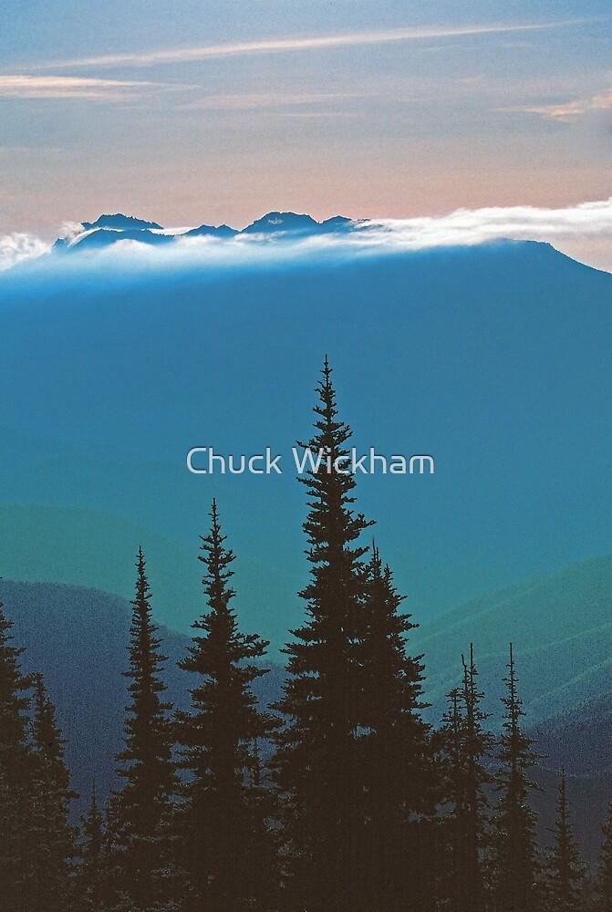 OLYMPIC MIST by Chuck Wickham