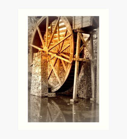 olde mill Art Print