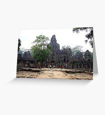 Siem Reap Greeting Card