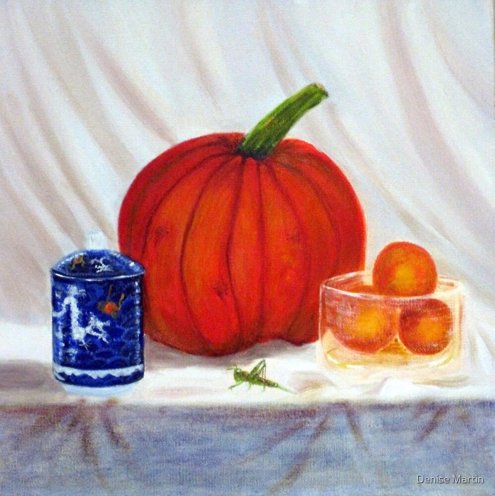 Still Life by Denise Martin