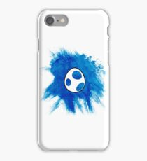 Blue Yoshi Egg iPhone Case/Skin