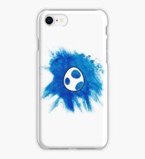 Blue Yoshi Egg iPhone Case/Skin