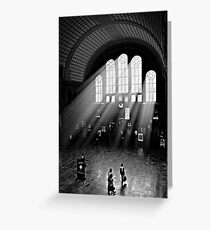 Grand Central... Greeting Card