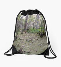 Swamp Lands Drawstring Bag