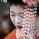 Geisha by Jenny Hall