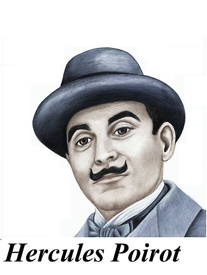 Hercules Poirot : Pointing the finger of blame 659 views by Margaret Sanderson