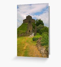 Launceston Castle Greeting Card