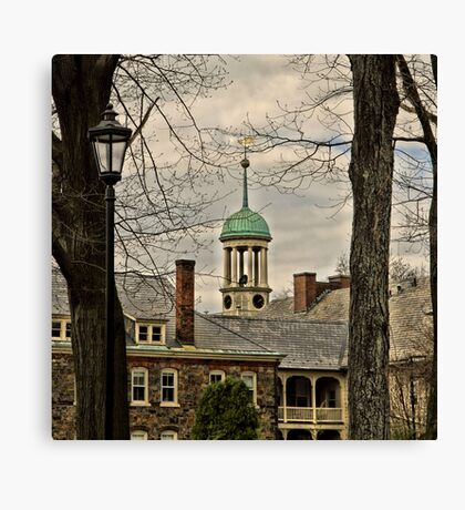 Central Moravian Church - Bethlehem Canvas Print