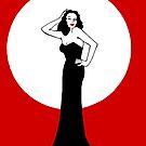 Hollywood Vixen by redqueenself