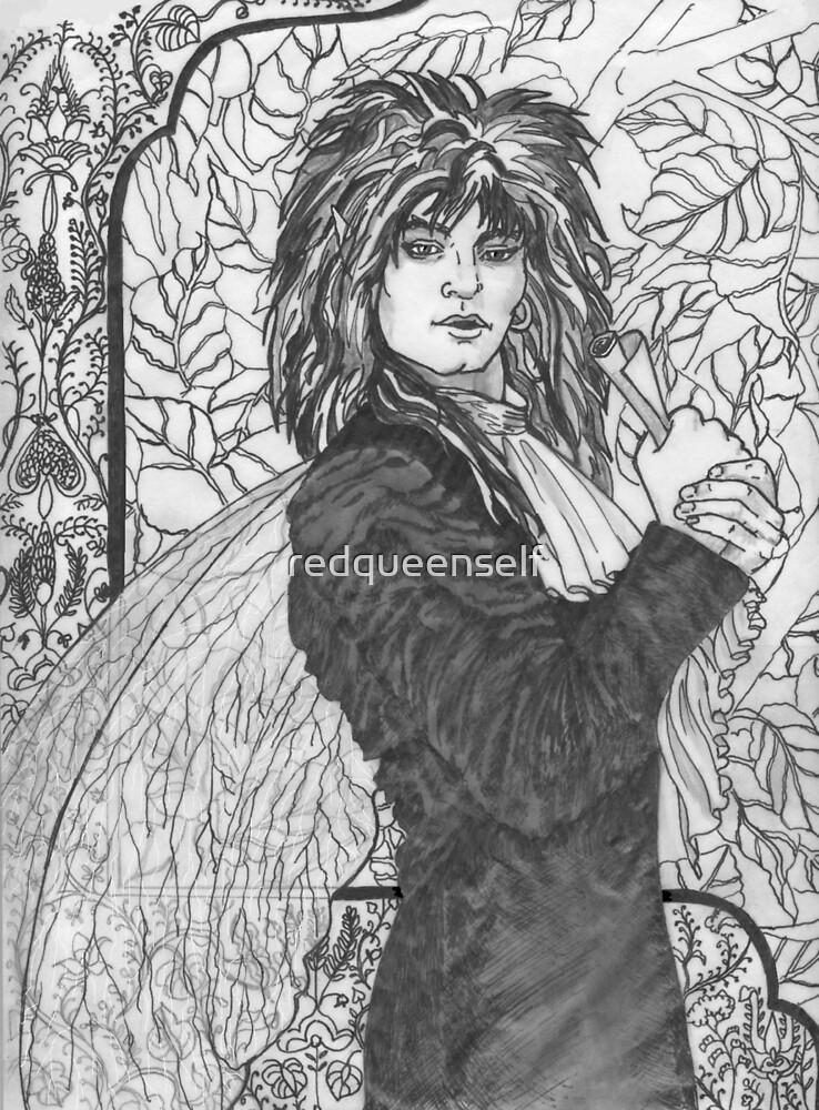 The Elven King by redqueenself