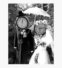 Wedding Time Photographic Print