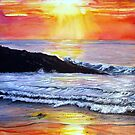 LANDSCAPES AND SEASCAPES  by Linda Callaghan
