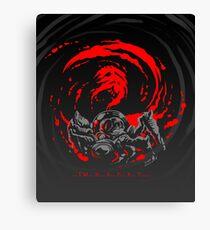... I'm... H... A... P... P... Y... Giygas Tee Canvas Print