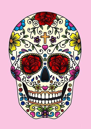 Sugar Skull by jadeboylan
