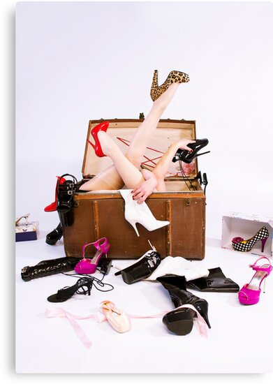 Shoe Addiction by aka-photography