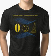 QUANTUM REALITY Tri-blend T-Shirt