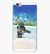 MNU diving suit iPhone Case