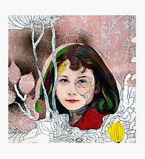 portrait of Gracie::no.3 Photographic Print
