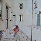 """Grandma's hat..."" by Alan Harris"