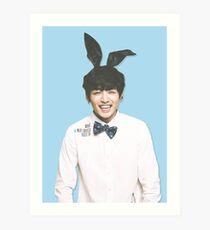 BTS/Bangtan Sonyeondan - Jungkook  Art Print