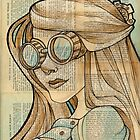 The Iron Woman Calendar by Karen  Hallion